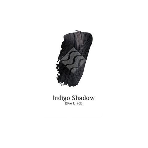 Desert Shadow Organic Hair Colour - Indigo Shadow (100g)