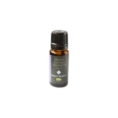 Desert Shadow Organic Lavender Essential Oil (10ml)