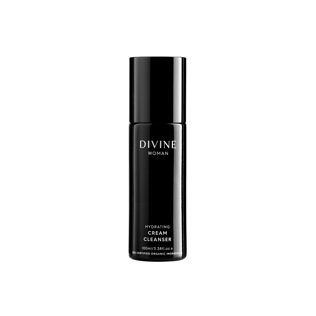 Divine Woman Organic Hydrating Cream Cleanser (100ml)