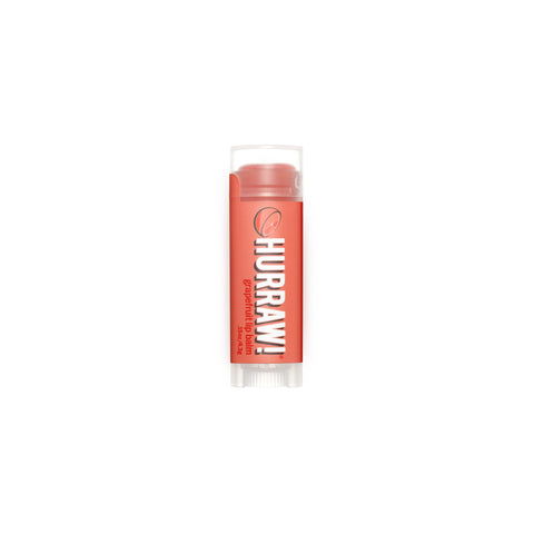 Hurraw! Organic Lip Balm - Grapefruit