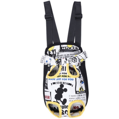 DoggyMarket Yellow Front Dog Bag Carrier