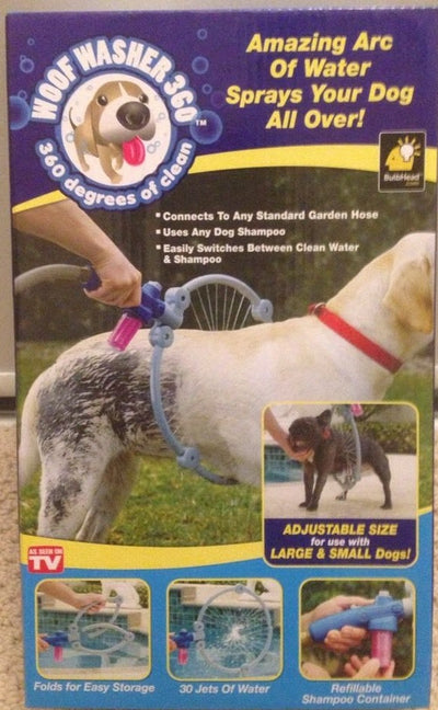 DoggyMarket Woof Washer 360