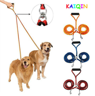 Dog Double Leash