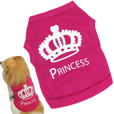 DoggyMarket Princess Dog Shirt