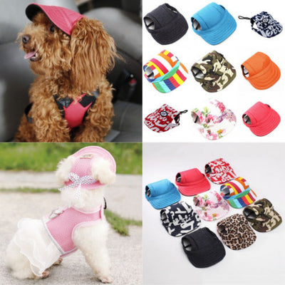 DoggyMarket Dog Baseball Hat