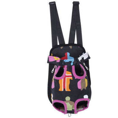 DoggyMarket Cartoon Front Dog Bag Carrier