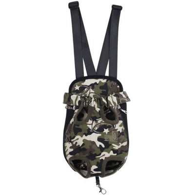 DoggyMarket Camouflage Front Dog Bag Carrier