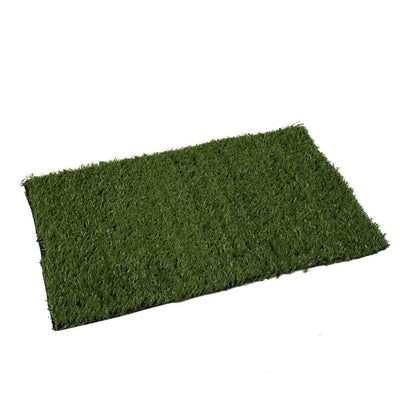 Potty Pad Training Mat With Synthetic Grass