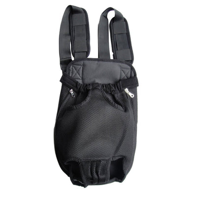 DoggyMarket Black Front Dog Bag Carrier