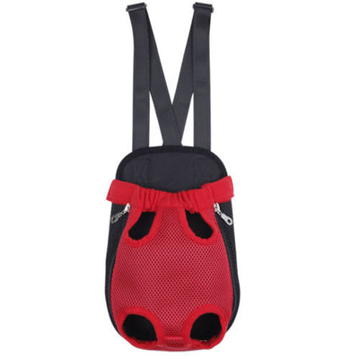 DoggyMarket Red Front Dog Bag Carrier