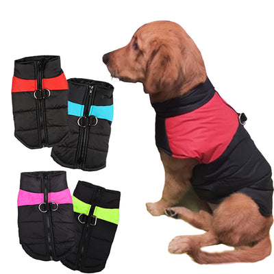 DoggyMarket Waterproof Dog Jacket Coat