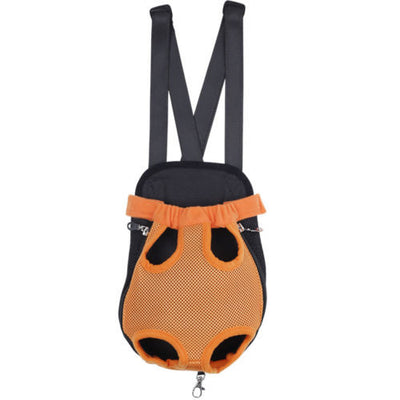 DoggyMarket Orange Front Dog Bag Carrier