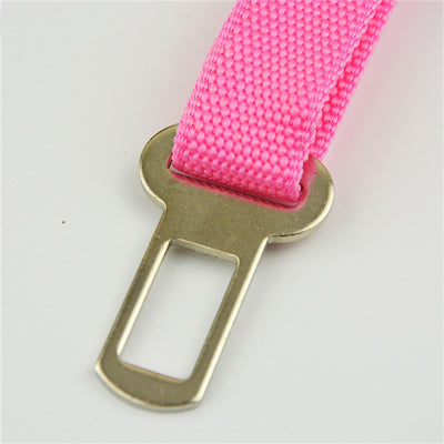 2 Colorful Dog Seat Belt