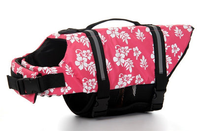 Dog Swimming Life Jacket