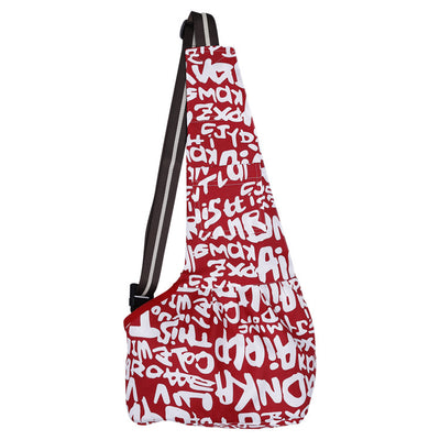 Fashionable Dog Carrier Sling Bag