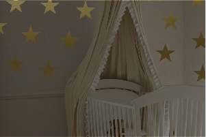 NURSERY <BR>WALL ART