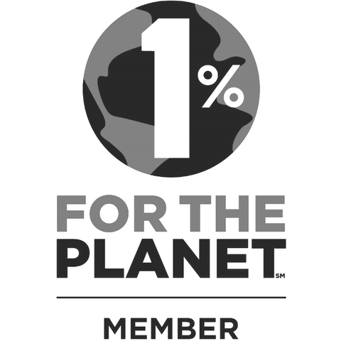Member of 1% for the Planet