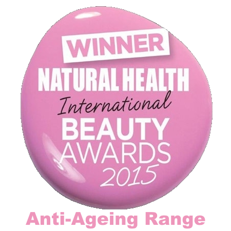 Natural Health International BeautyAwards Highly Commended 2015