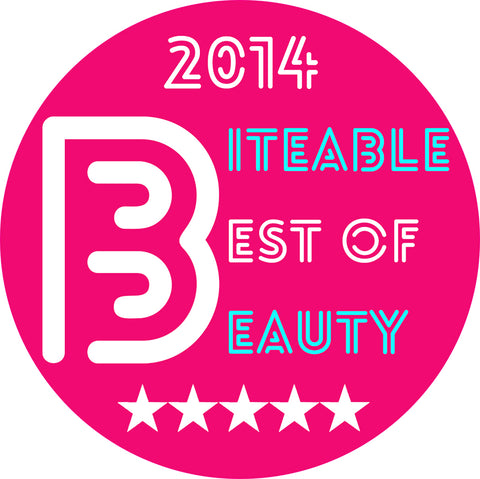 Biteable Best of Beauty 2014