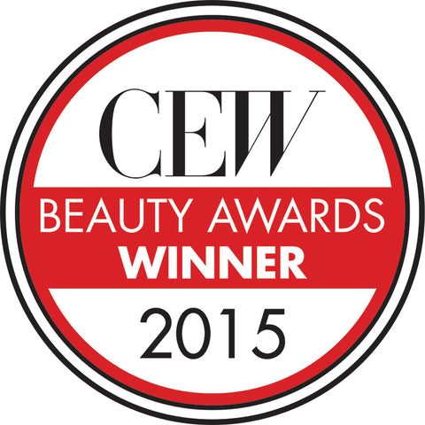 CEW Beauty Awards Winner 2015