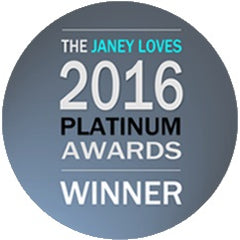 Platinum Awards Winner 2016