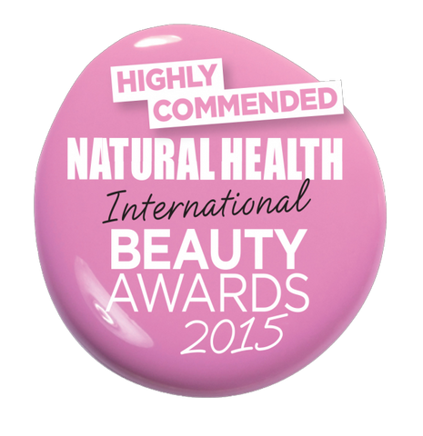 Natural Health Beauty Awards HC 2015