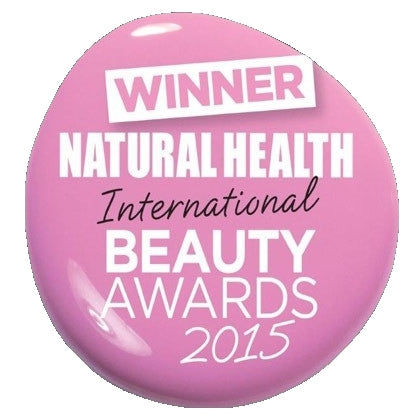 Natural Health Beauty Awards Winner 2015