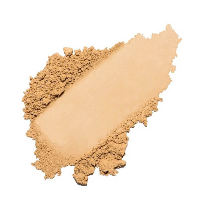 Alima Pure Satin Matte Foundation / Fond de Teint Beige 5 Swatch