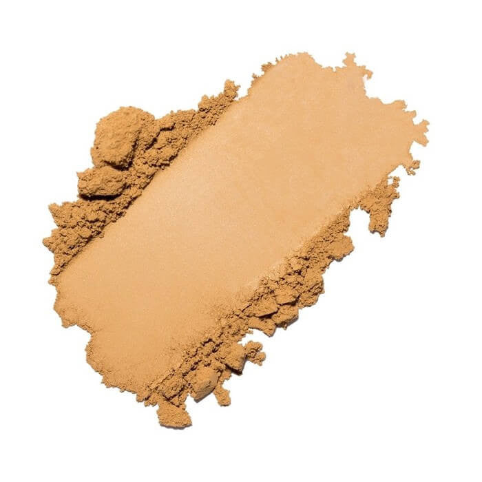 Alima Pure Satin Matte Foundation / Fond de Teint Beige 7 Swatch