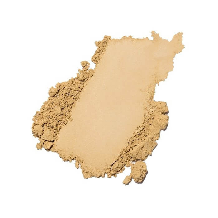 Alima Pure Satin Matte Foundation / Fond de Teint Warm 5 Swatch