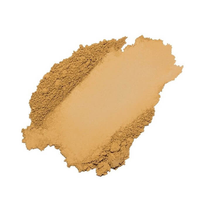 Alima Pure Satin Matte Foundation / Fond de Teint Warm 7 Swatch