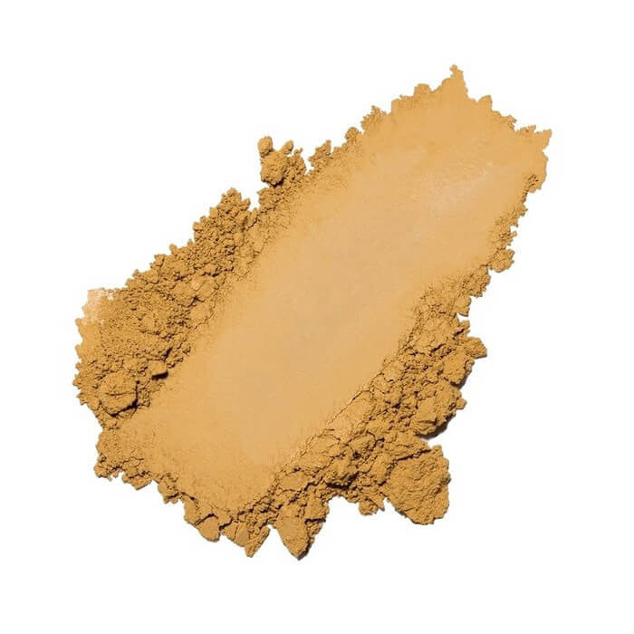 Alima Pure Satin Matte Foundation / Fond de Teint Warm 8 Swatch