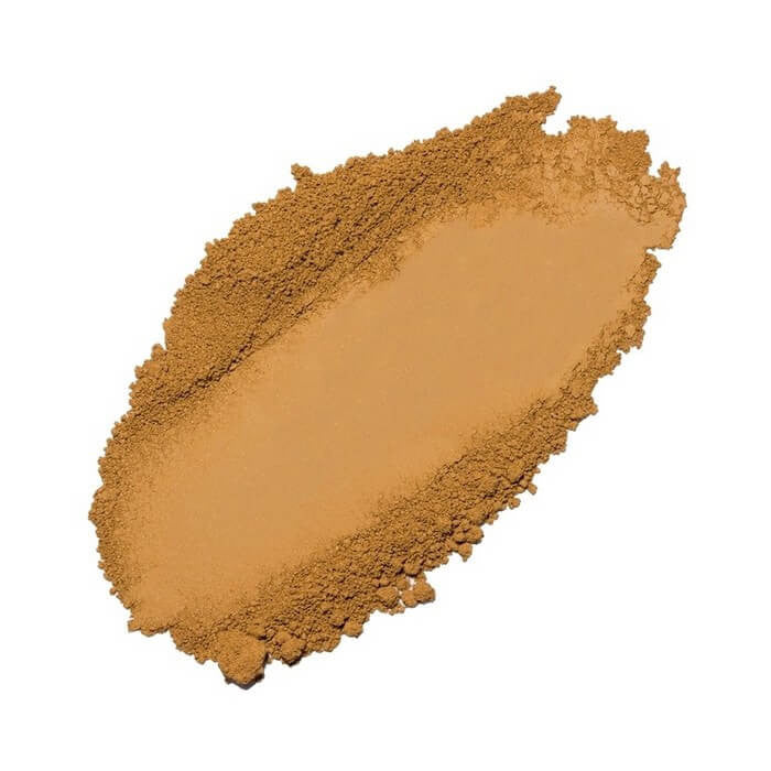 Alima Pure Satin Matte Foundation / Fond de Teint Warm 9 Swatch