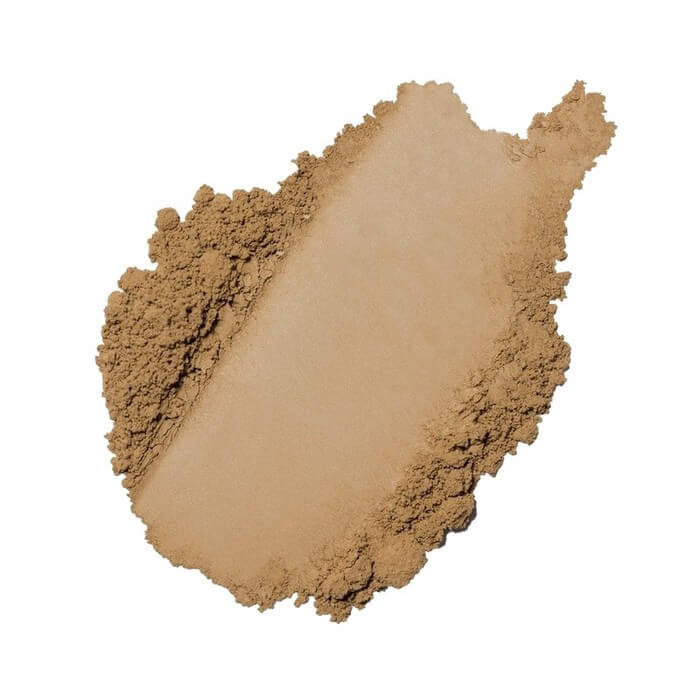 Alima Pure Satin Matte Foundation / Fond de Teint Olive 5 Swatch
