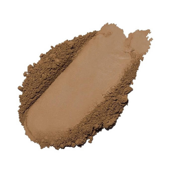 Alima Pure Satin Matte Foundation / Fond de Teint Olive 7 Swatch