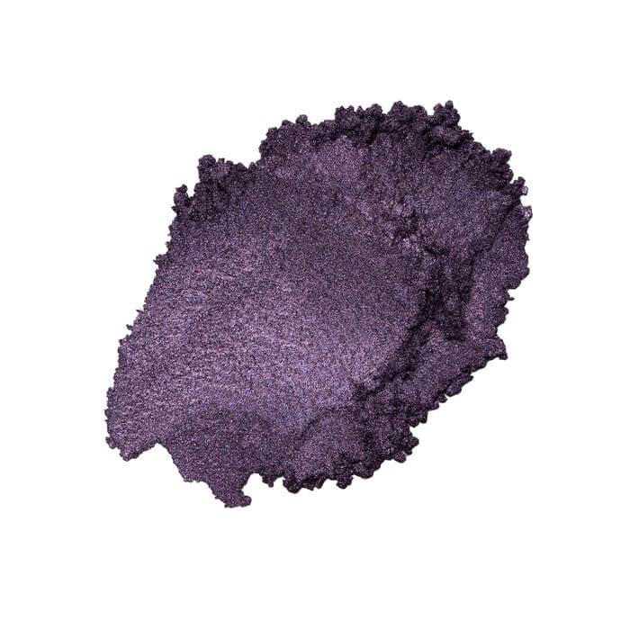 Alima Pure Luminous Shimmer Eyeshadow Aubergine Swatch