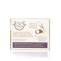 Balm of Gilead Skincare Coconut Milk & Lavender Soap Bar