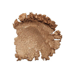 Alima Pure Luminous Shimmer Eyeshadow Brown Sugar Swatch