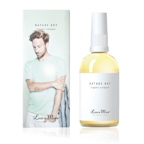 Eau de Cologne - Nature Boy - Bergamote, Pin