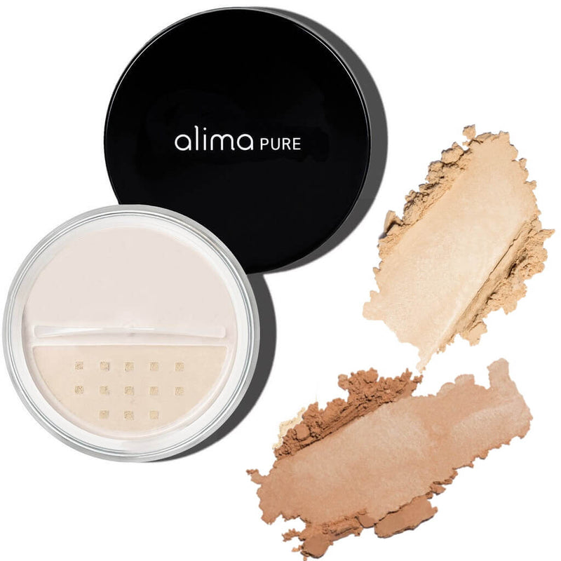 Alima Pure Finishing Powder / Poudre de Finition Satin
