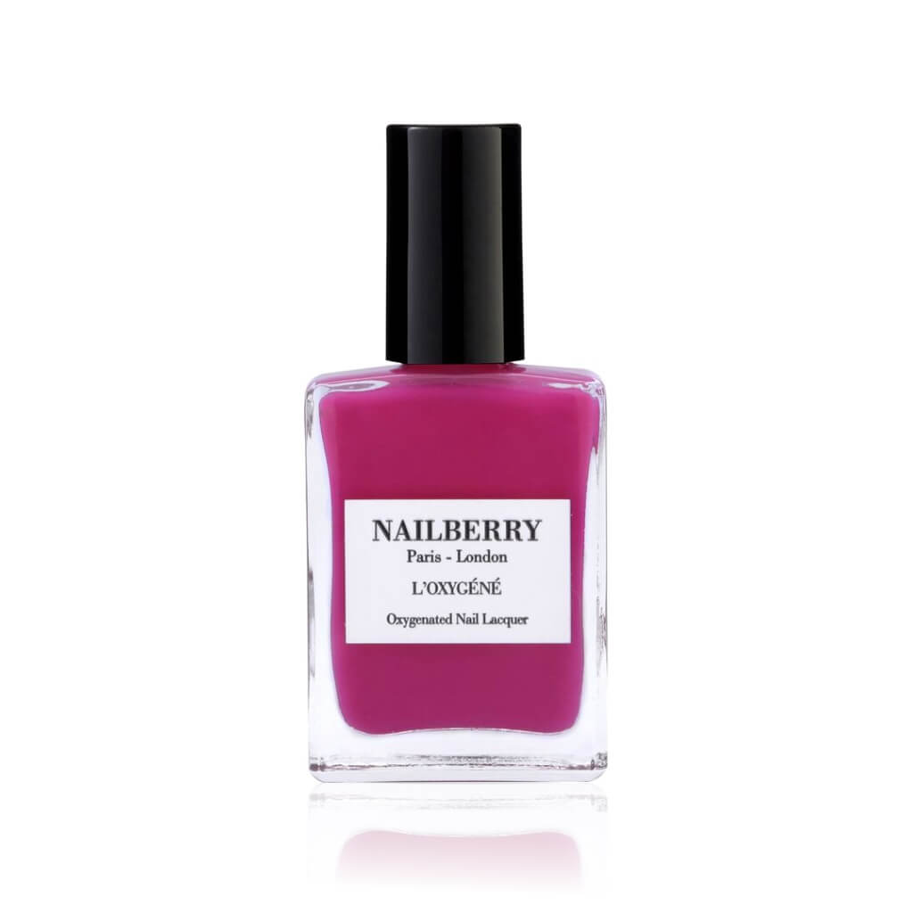 Nailberry Nailpolish - Vernis Hollywood Rose Hot pink