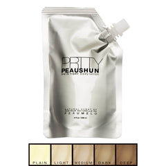 Prtty Peaushun Body Luminous Lotion Invisible Stocking Tinted lotion Travel Size