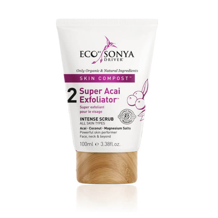 Super Acai Exfoliator - Exfoliant Intense Eco by Sonya
