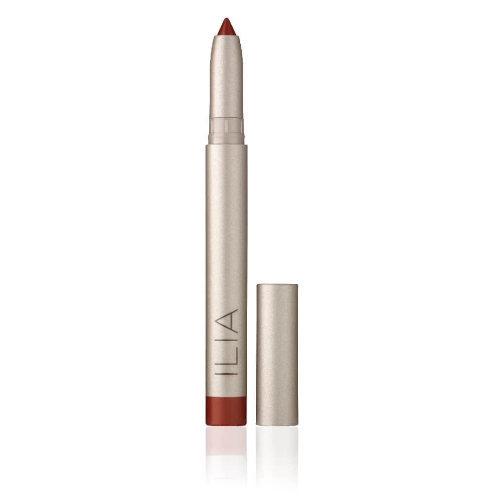 ILIA Beauty Satin Cream Lip Crayons Transmission