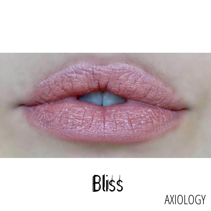 Axiology Rouge à Lèvres Crayon Bliss Swatch