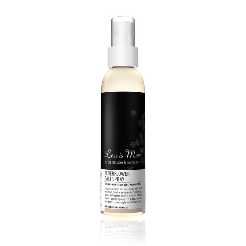 Less Is More Elderflower Salt Spray Texturant