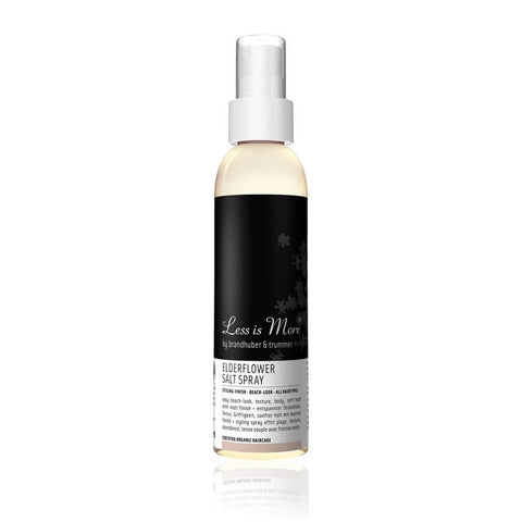 Spray de Finition Sel & Elderflower