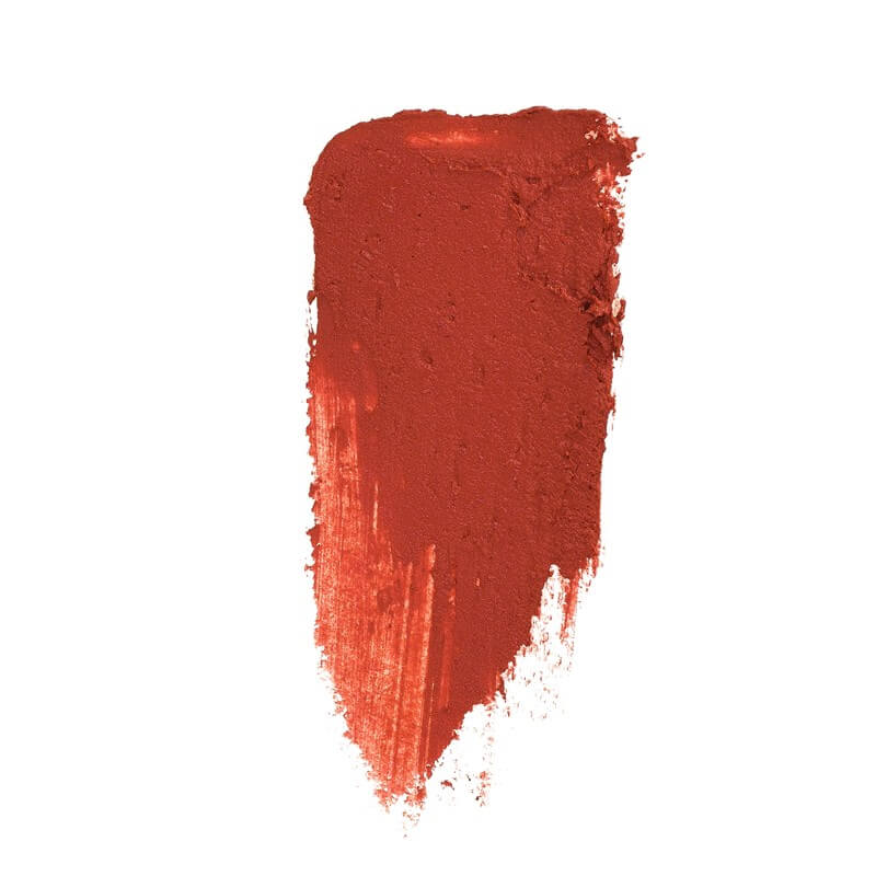 Axiology Rich Cream Lipstick Worth - Flaming Orange Red with Pink