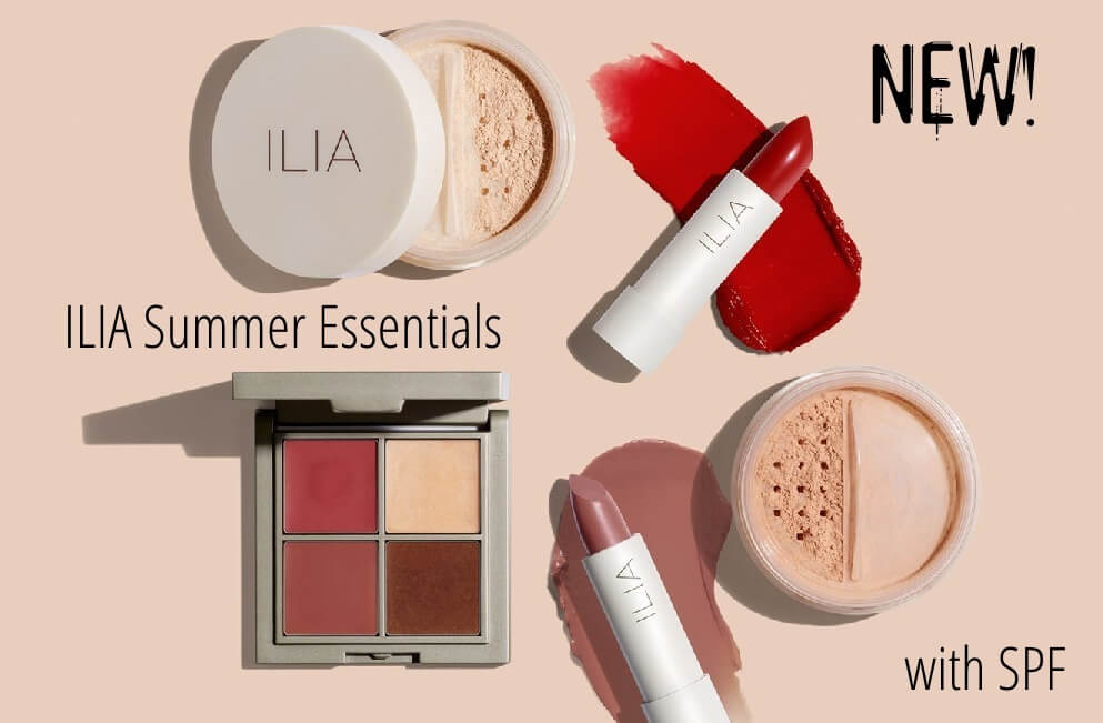 NEw ILIA Summer 2018