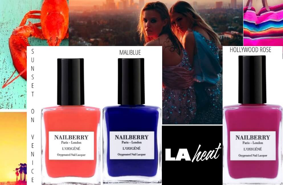 Summer Collection Nailberry